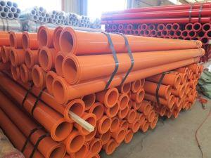 Putzmeister Schwing High Quality Used for Pump Trailer Thickness 4.25mm ST52 Concrete Pump Weld Pipe with 148mm Flange Life About 10,000m3