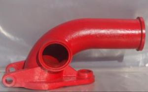 Best Quality High Manganese Steel Putzmeister No.1 DN180-DN150 Flat Reduce Concrete Pump Elbow